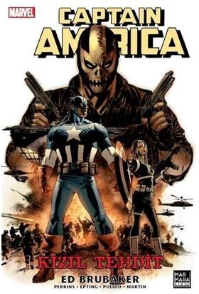 Captain America - Kızıl Tehdit