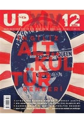 UP XIV / Underground Poetix XIV Dergisi Sayı : 12 / Mart 2016