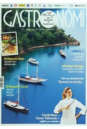 Gastronomi Dergisi Sayı: 106 Haziran-Temmuz 2014