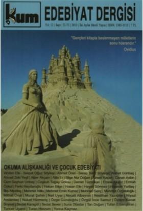 Kum Edebiyat Dergisi Sayı: 72-73