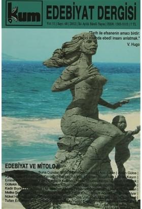 Kum Edebiyat Dergisi Sayı: 68