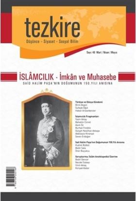 Tezkire Dergisi Sayı: 48