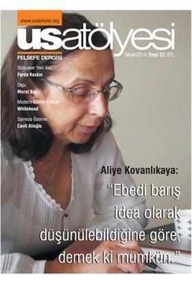 Usatölyesi Dergisi Sayı : 22