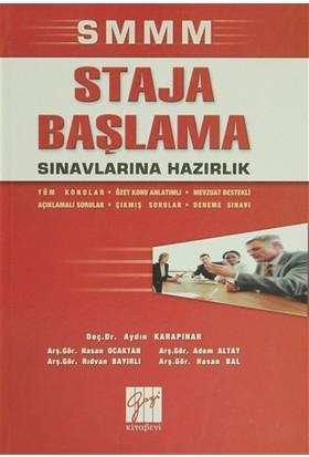 SMMM Staja Başlama Sınavlarına Hazırlık - Adem Altay