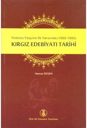 Kırgız Edebiyatı Tarihi