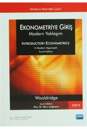 Ekonometriye Giriş / Introductory Econometrics 2. Cilt