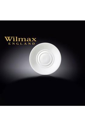 Wilmax Çok Amaçlı Yuvarlak Tabak, Çap:14Cm.