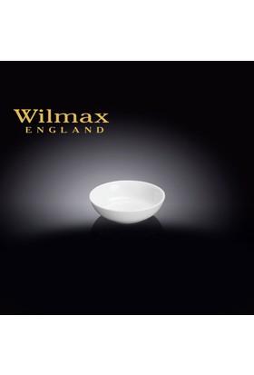 Wilmax Yuvarlak Mini Kase/Sosluk/Reçellik, Çap:7,5Cm.