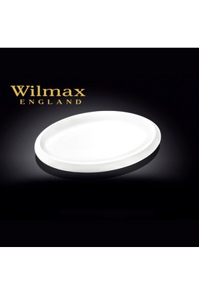 Wilmax Oval Tabak, 25,5*17,5Cm.