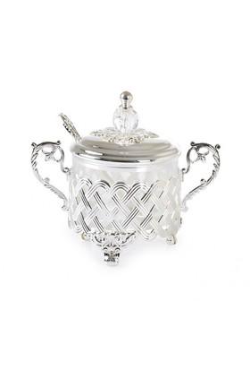 Gümüş Cam Şekerlik 101Q20609