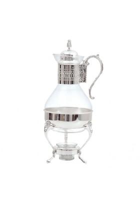 Gümüş Camlı Semaver 101Q9972