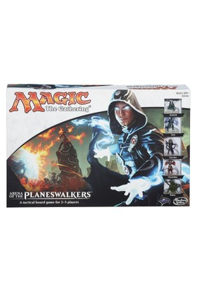 Magic The Gathering Magic The Gathering Arena Of The Planeswalkers Kutu Oyun (2-5 Kişilik)