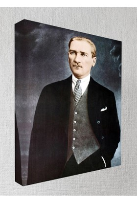 Kanvas Tablo - Atatürk - Atr23