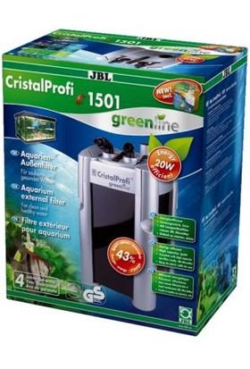 Jbl Cristal Profi e1501 Greenline Dış Filtre 1400 L / H