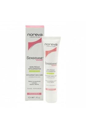 Noreva Sensidiane İntolerant Skin Care Combination Skin 40Ml - Hassas Ve Karma-Yağlı Ciltlere Özel Nemlendirici Krem