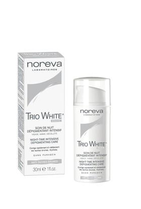Noreva Trio White Depigmenting Night Treatment 30Ml - Leke Hedefli Yoğun Gece Serumu