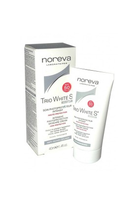 Noreva Trio White İntensive Photoprotection Skincare Cream Spf50 40Ml - Leke Hedefli Güçlü Gündüz Kremi Spf50