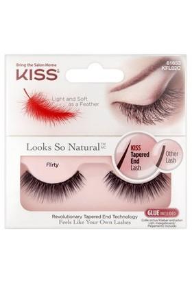 Kiss New York Flirty Komple Takma Kirpik - Kaliteli İnsan Saçı