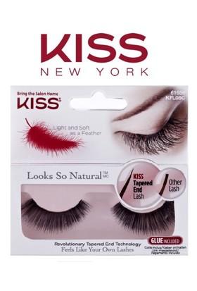 Kiss New York Sexy B. Komple Takma Kirpik - Kaliteli İnsan Saçı