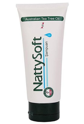 Natty Soft Australian Tea Tree Oil Mavi Şampuan 200 Ml