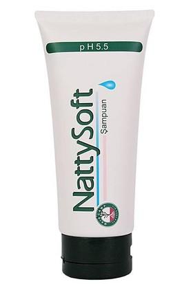 Nattysoft Ph 5.5 Pembe Şampuan 200 Ml