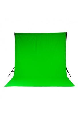 Lastolıte 5881 Chromakey Green Curtaın 3X7M