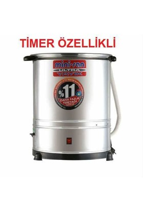 Minisan 25 Litre Timerli Ultra Yayık Makinesi