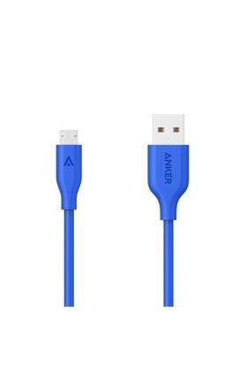 Anker PowerLine Micro USB Şarj/ Data Kablosu 1.8 Metre - Beyaz