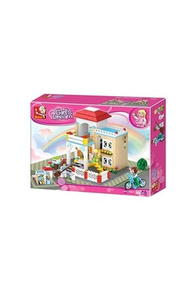 Sluban Girls Dream B0533 Güzel Evim 380 Parça