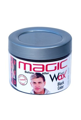 Black & Red Magic Wax Beyazları Kapatan Saç Şekillendiricisi
