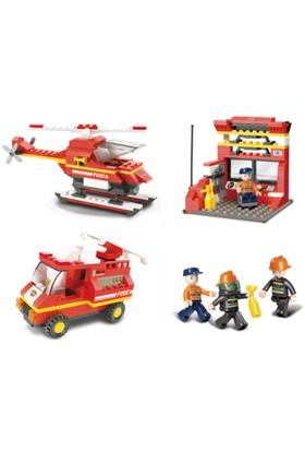 Sluban Fire Alarm B0225 Acil Durum Seti 371 Parça