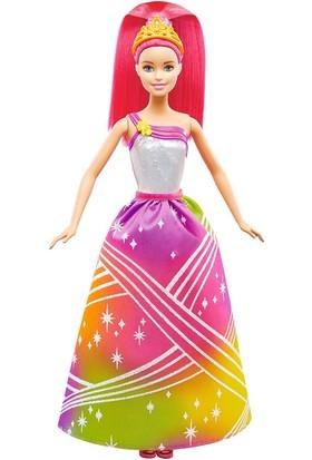 Barbie Gökkuşağı Krallığı Prensesi Işıklı