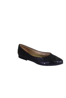 Despina Vandi Tnc 0032 Günlük Kadın Taşlı Babet Ayakkabı