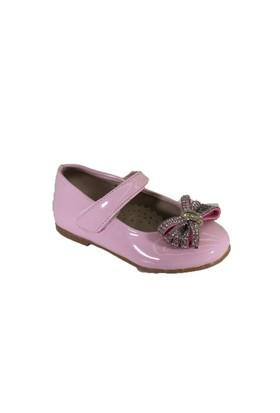 Mini Can B1204 Günlük Bebe Taşlı Babet Ayakkabı