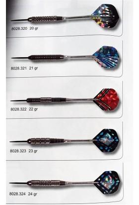 Profesyonel Tungsten Çelik Uçlu Dart Ok Seti