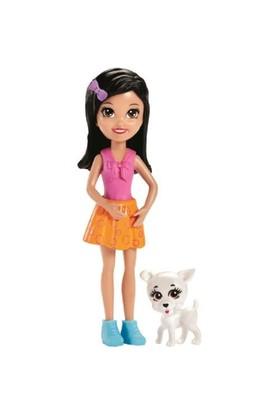 Mattel Polly Pocket Polly'nin Sevimli Hayvanı DNB20