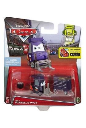 Mattel Cars 2 Tekli Karakter Max Schnell's Pitty Aracı