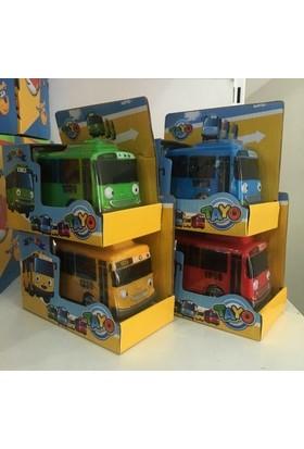 Tayo Sevimli Otobüs Sesli 4 Model