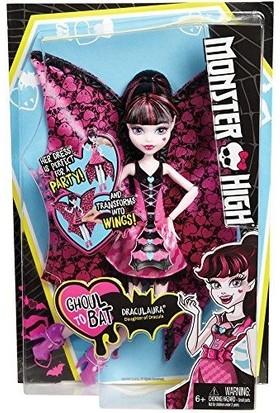 Mattel Monster High Acayip Yarasa Draculaura DNX65