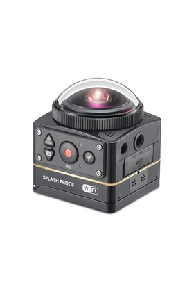 Kodak SP360 4K Aqua Action Cam
