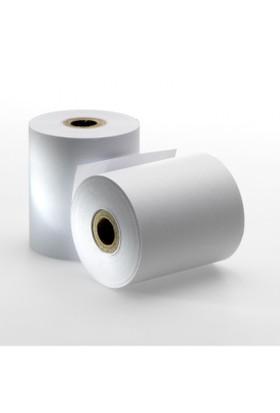 Marka 56x25 Termal Kağıt 50 Adet Pos Makinesi ve Yazarkasa Kağıdı