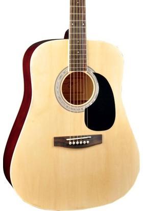 Jay Turser Jj-45-Lh-N Solak Akustik Gitar
