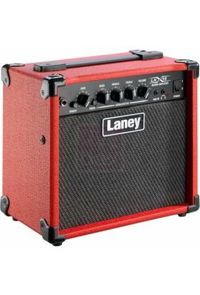 Laney Lx15 Red Elektro Gitar Amfisi