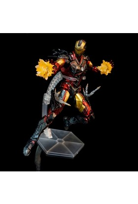 Square Enix Marvel Variant Play Arts Kai Iron Man Figure