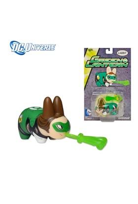 Kidrobot Dc Universe: Labbit Green Lantern Vinyl Figure