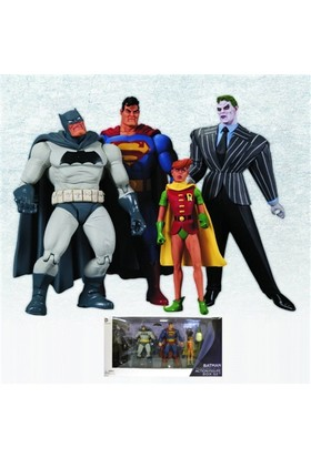 Dc Collectibles Dark Knight Returns Action Figure Box Set