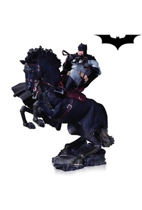 Dc Collectibles Dark Knight Returns: A Call To Arms Statue