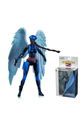Dc Collectibles Dc Comics: New 52 Earth 2 Hawkgirl Action Figure