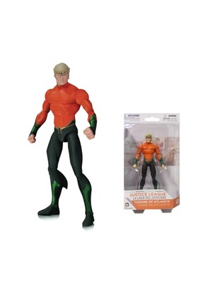 Dc Collectibles Throne Of Atlantis: Aquaman Action Figure