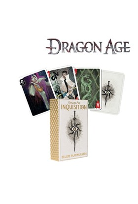 Dark Horse Dragon Age: Inquisition Playing Cards Oyun Kartları